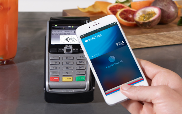 Barclays and Barclaycard finally support Apple Pay in the UK
