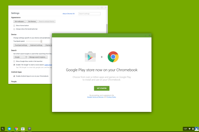 """Google Play Store and """"over a million apps"""" could be headed"""