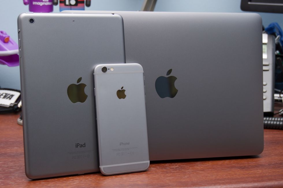 Apple's three biggest moneymakers, the iPhone, iPad, and Mac, are down year-over-year.