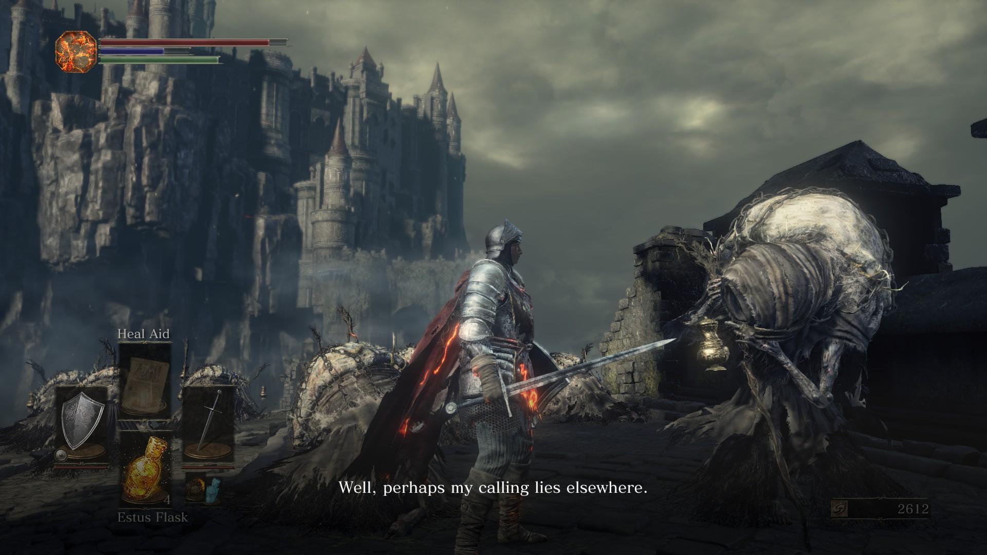 Dark Souls 3 review: Marching toward masochism   Ars Technica
