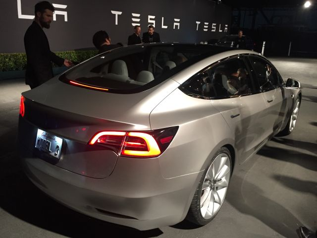 The Post Model 3 Reveal Reveals What We Know About The