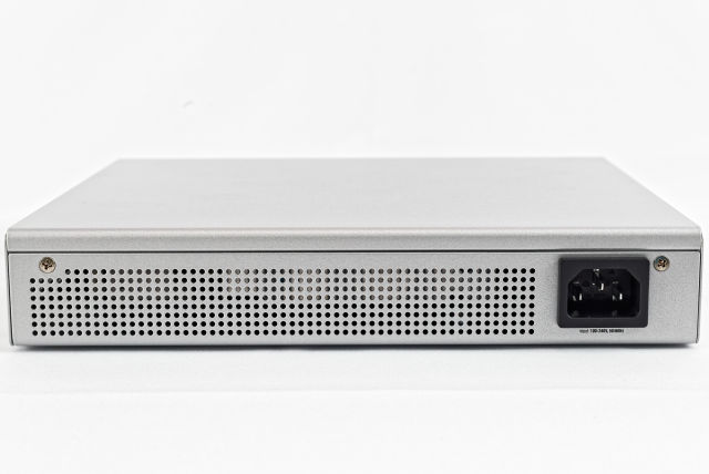 Ubiquiti's 8-port POE switch is a solid complement for a