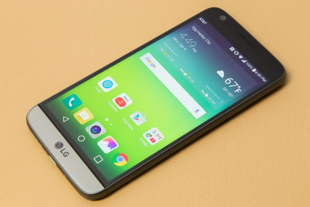LG G5 review: An interesting idea, shoddily executed   Ars