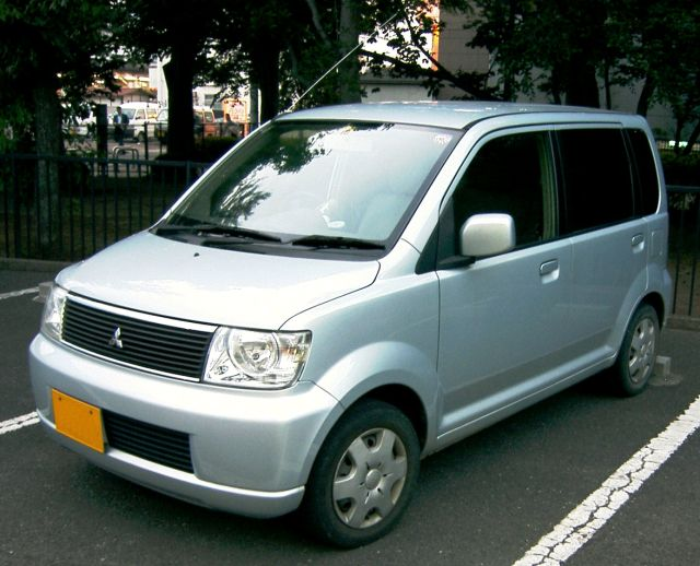 "The cars in question are tiny Japanese-market ""Kei"" cars."