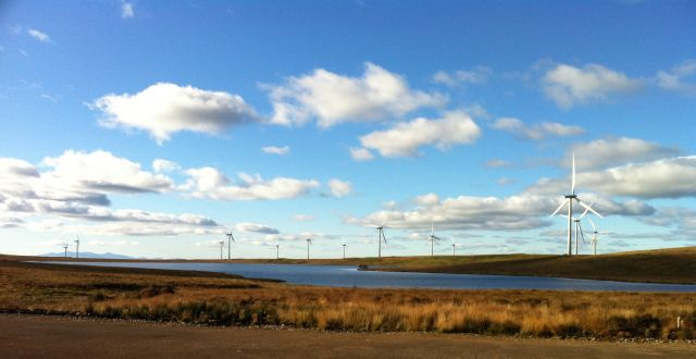 Scotland generated more than half its electricity from renewables last year