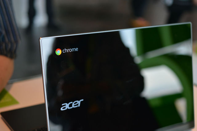All Chromebooks debuting in 2017 and beyond will run Android apps