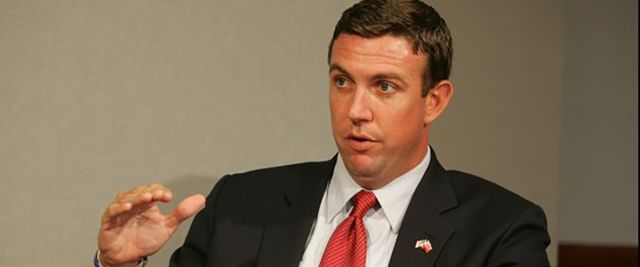 Rep. Duncan Hunter (R-CA) says his son spent over $1,300 of campaign funds on Steam games.