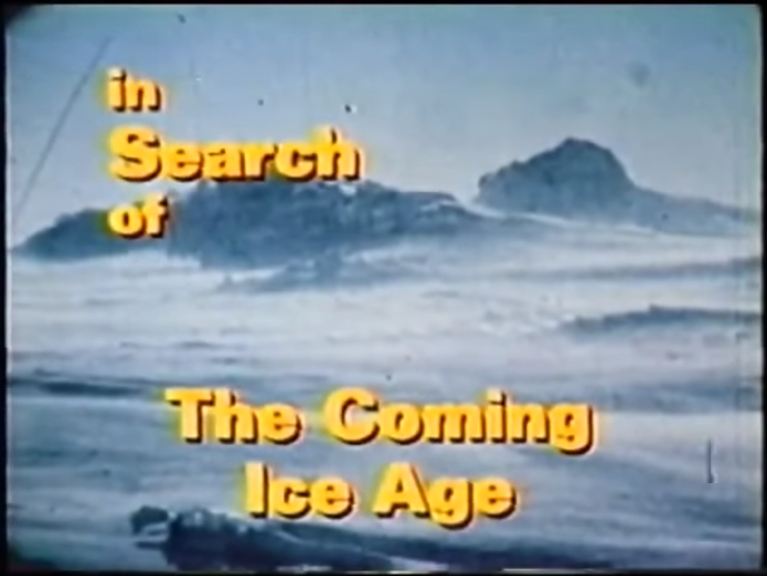 In Search of the Coming Ice Age (Video)