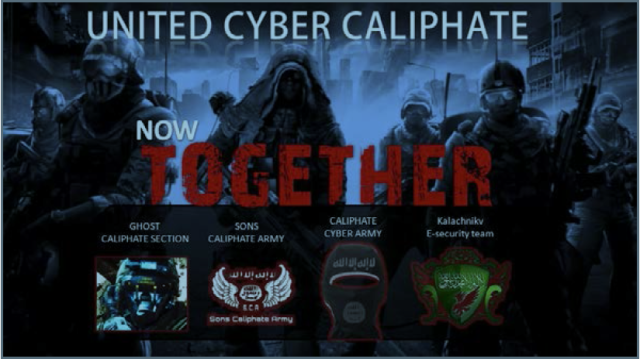 "The new, ""improved"" United Cyber Caliphate—the power of four jihadi hacktivist cells fused together like some sort of cyber-Voltron."