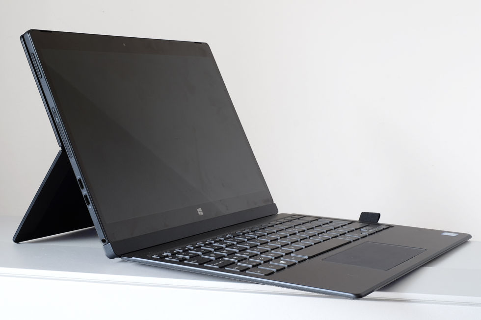 Dell Latitude 12 7000 2-in-1 review: Slick, overpriced, and underpowered