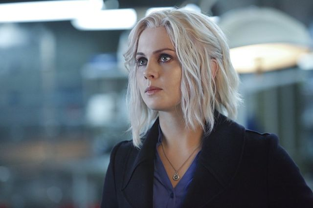 Rose McIver as Liv Moore in the CW's <em>iZombie</em>.