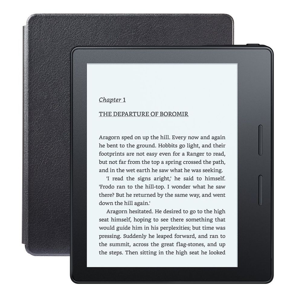Amazon's Redesigned Kindle Oasis Reader Costs A Whopping