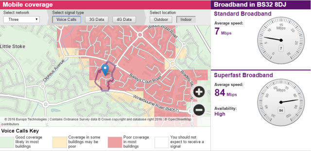 Broadband speed in the slow lane? Ofcom releases postcode checker