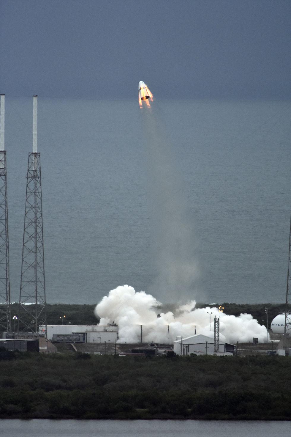 spacex thruster - photo #19