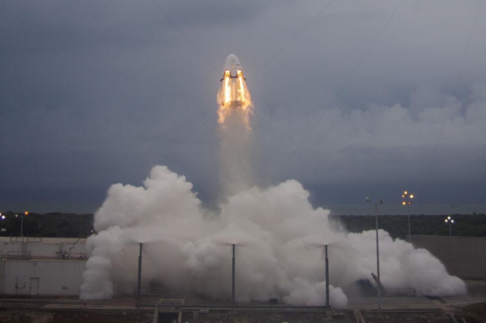 spacex thruster - photo #9