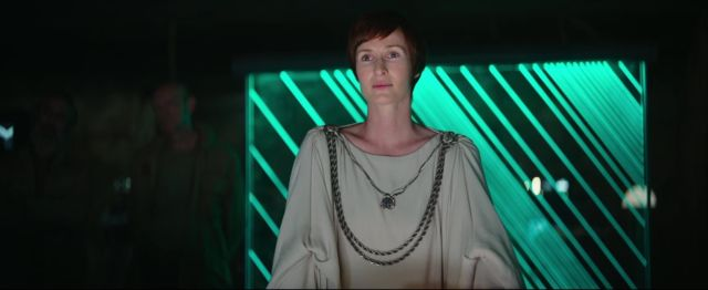 Mon Mothma is unmistakable.