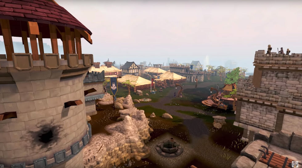 From MUD to MMOG: The making of RuneScape