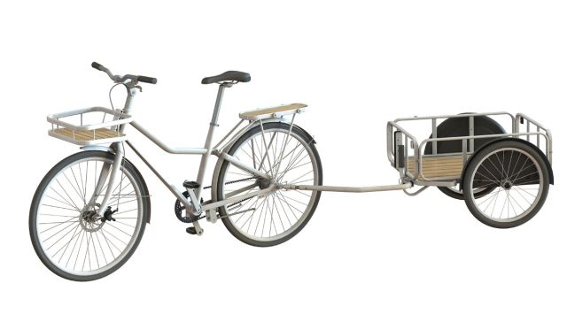 IKEA unveils flat-pack bicycle, will go on sale this summer