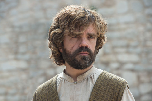 Oh, Tyrion. I'm worried, too.