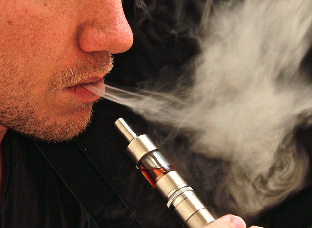 FDA flexes regulatory muscles, says vaping, e-cigs now under its control
