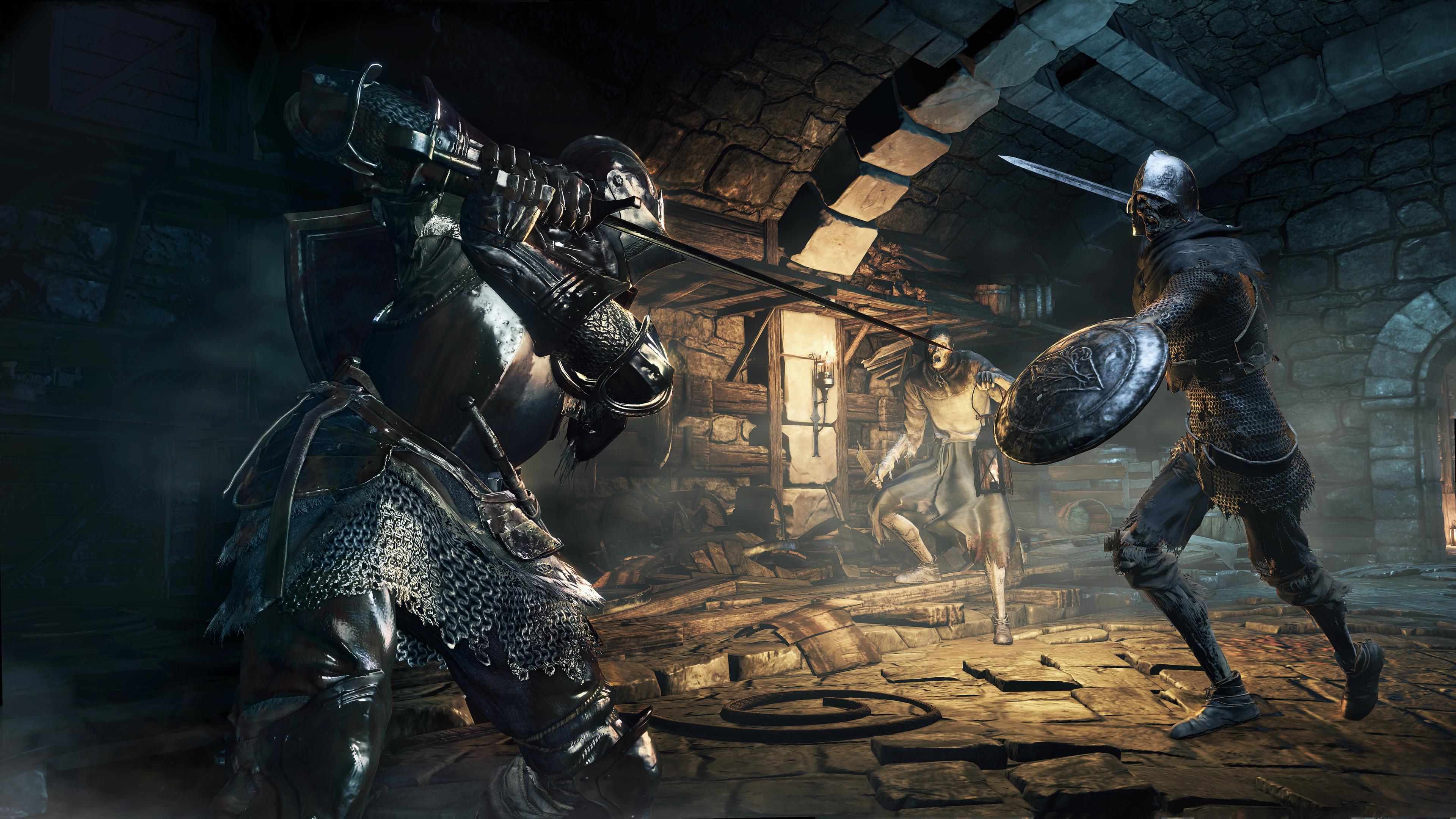 Dark Souls 3 Fromsoftware Should Never Have Gone Back Ars Technica