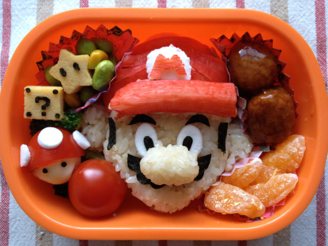 An official Nintendo restaurant? We'd be down, if only to see more bento boxes as cool as this one made by a fan.