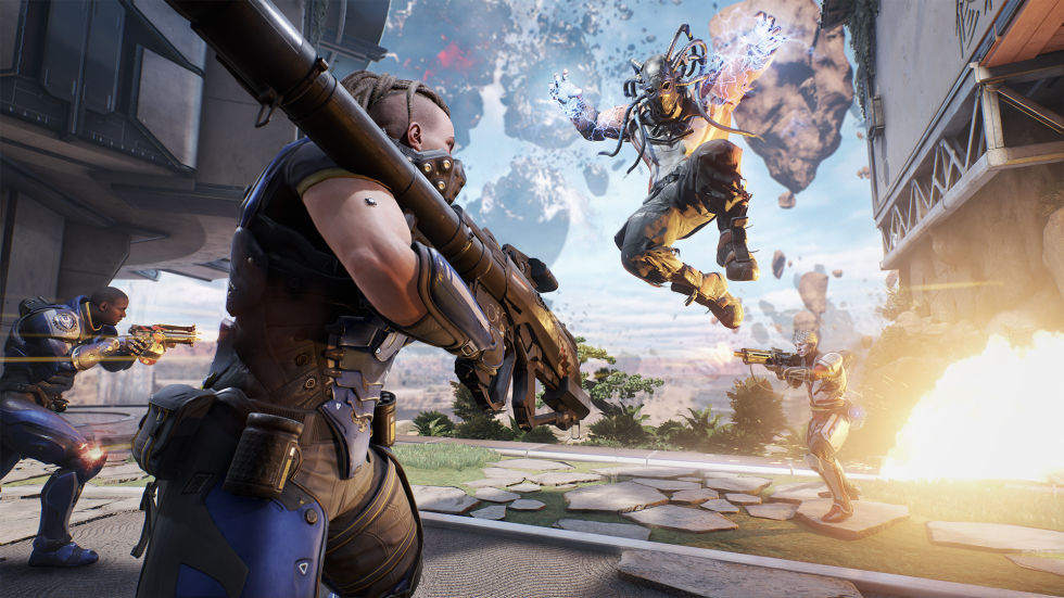 Cliff Bleszinski's LawBreakers: A shooter inspired by sports, not video games