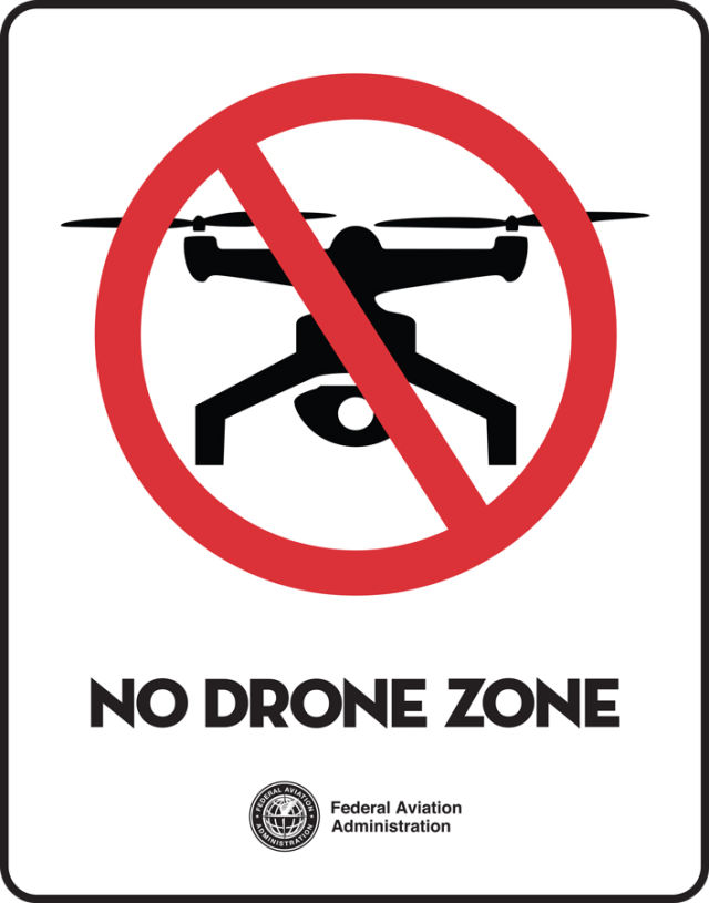 May 7 is a day to celebrate the good side of unmanned flying—even in DC*