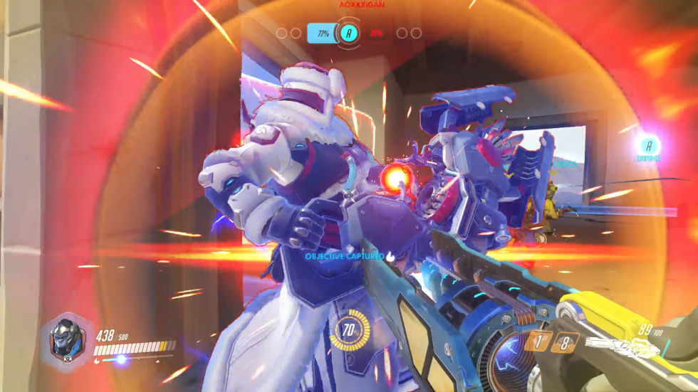 """These are the kinds of graphics that would require Blizzard to """"revisit performance"""" before a Switch port, apparently."""