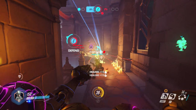 Overwatch early impressions: A shooter with character | Ars Technica
