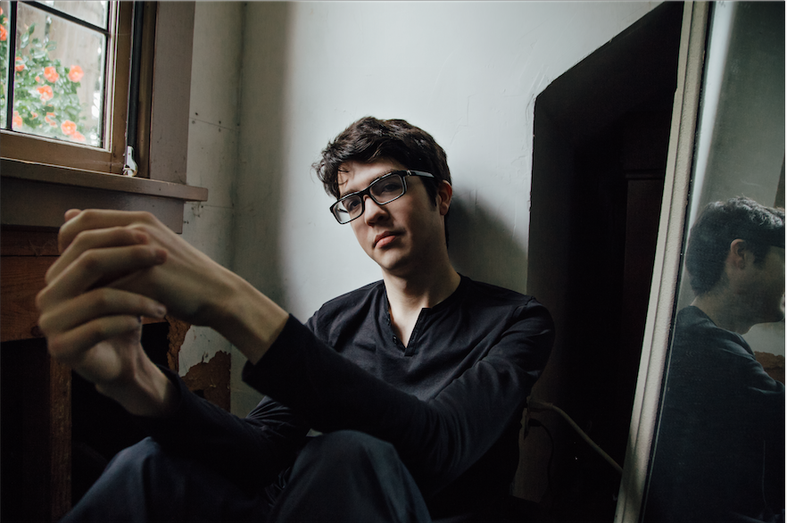 Will Toledo, the man behind Car Seat Headrest