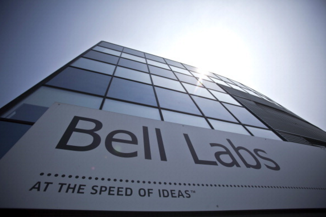 The legendary Bell Labs pictured in its modern incarnation.