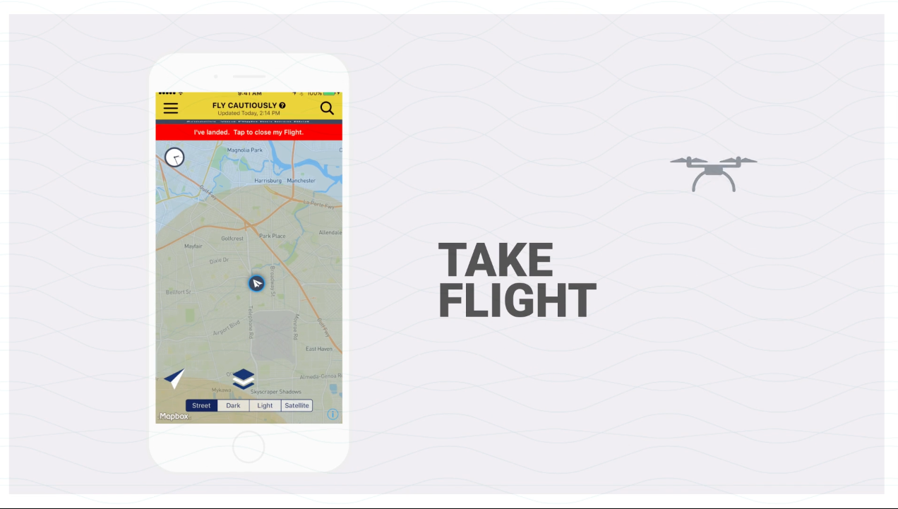 By mapping the skies, AirMap app paves the way to a drone-filled future