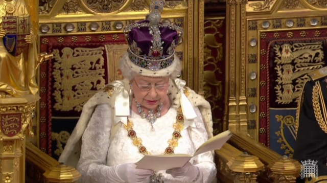 Queen's Speech: High-speed broadband for all promised