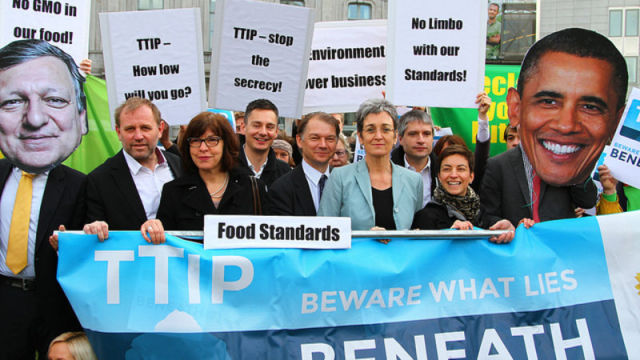 TTIP expected to fail after US demands revealed in unprecedented leak
