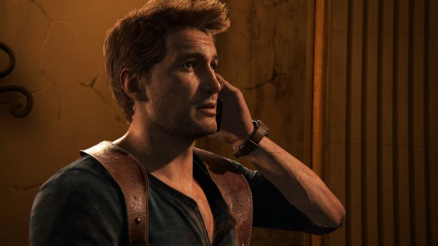 <em>Uncharted 4: A Thief's End</em> is an action-packed and deeply cinematic action-adventure game.