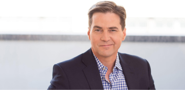 Publicity shot from Craig Wright's now-deleted website.