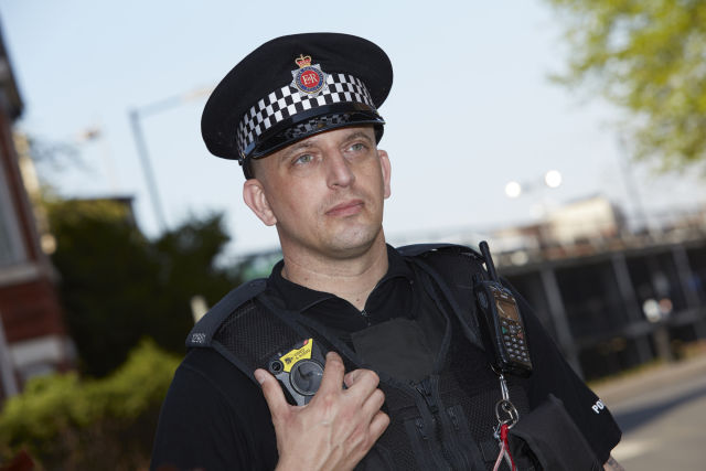Manchester police to come loaded with 3,000 bodycams