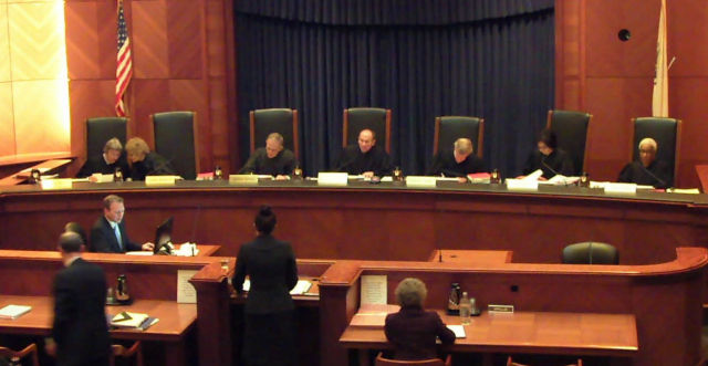 The Massachusetts Supreme Judicial Court prepares to hear oral arguments in the case on January 8.