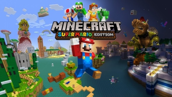 Nintendo issues copyright claims on Mario-themed Minecraft videos