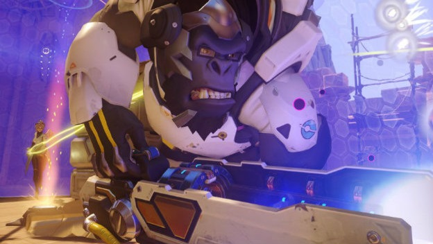 """Overwatch director says it's """"scary"""" to be open with players"""