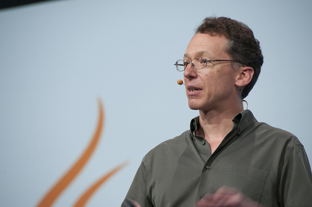 Mark Reinhold at JavaOne conference in 2013.