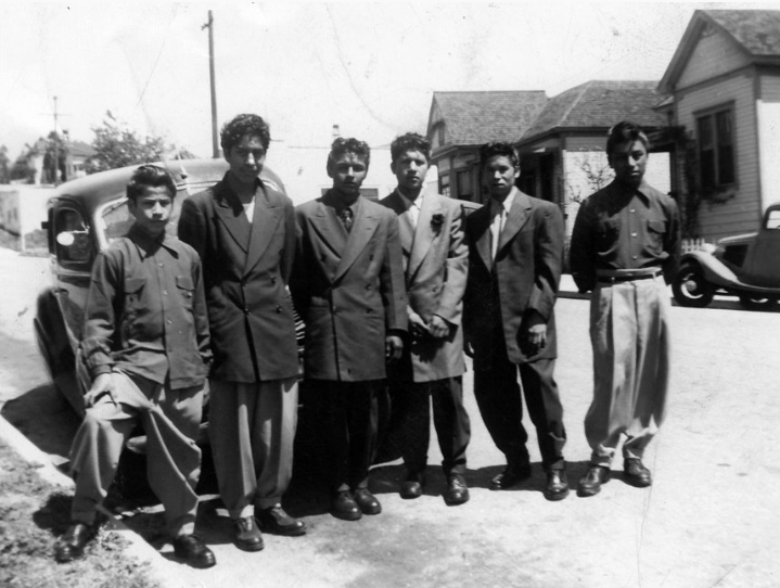 Zoot Suit Riots How World War II scien...