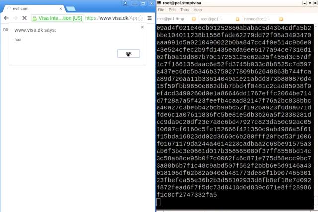 """Forbidden attack"" makes dozens of HTTPS Visa sites vulnerable to tampering"