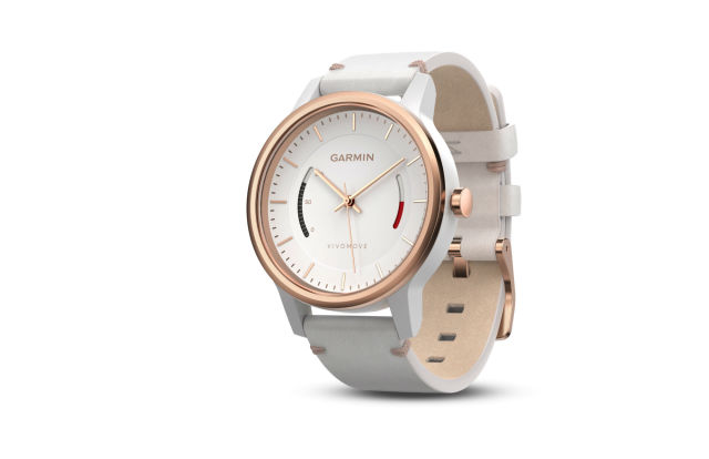 Garmin's new Vivomove fitness tracker masquerades as an analog watch
