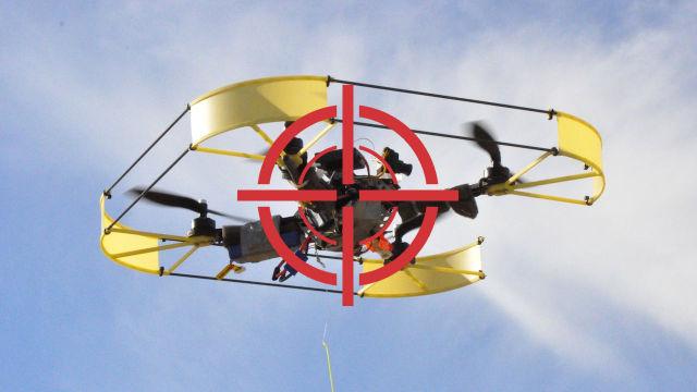Sweden's highest court bans drones with cameras