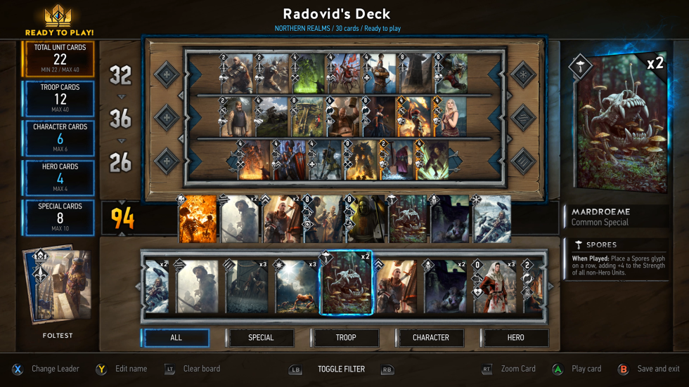 Gwent: The collectible card game that's more than just a Witcher spin-off
