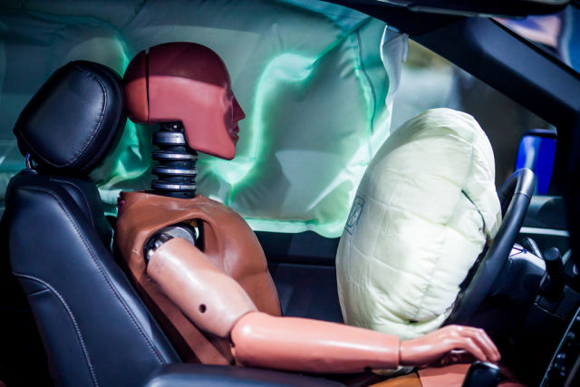 A second airbag supplier SNAFU hits Toyota, 1.4 million cars recalled