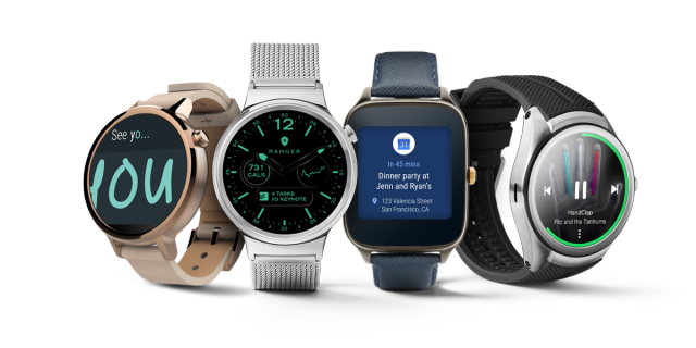 Android Wear 2.0 will be limited mostly to newer watches, if initial reports are any indication.