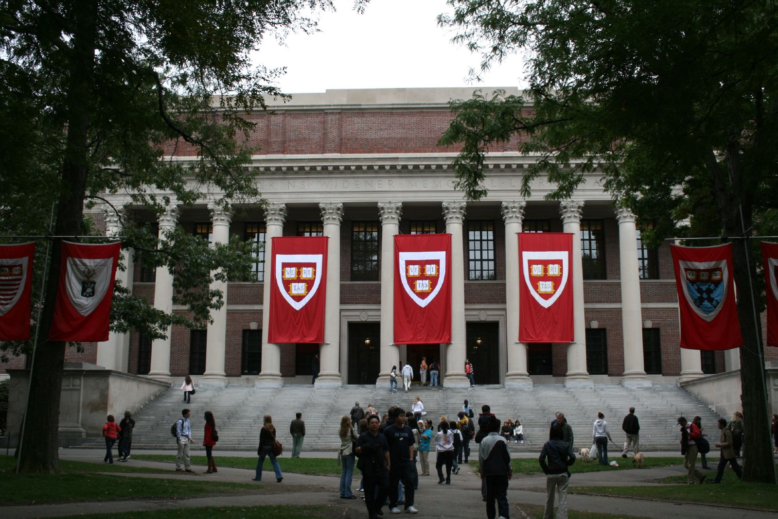 Journal subscriptions are so expensive, even Harvard University can't afford them.